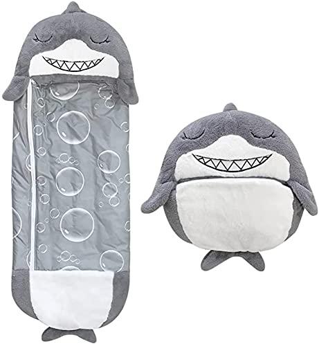 xqkj Saco de dormir para niños con diseño de animales