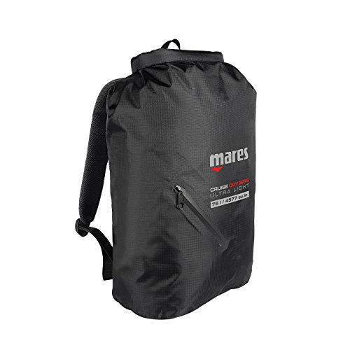 Mares Cruise Dry BP-Light 75L Transporttasche, Black, 41 x 22.5 x 83 cm, 75 Liter