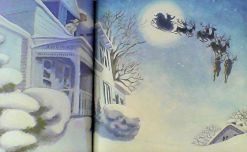 The NIGHT BEFORE CHRISTMAS. A Little Golden Book. 450-10.