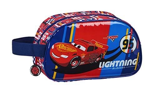 safta 812011248 Neceser, Bolsa de Aseo Adaptable a Carro Cars