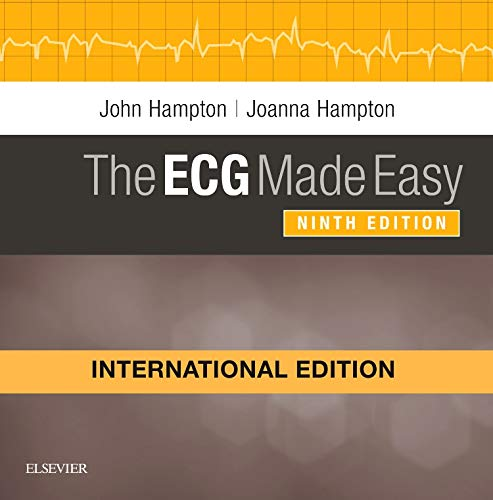 The ECG Made Easy, International Edition, 9ed