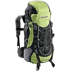AspenSport Men's Backpack Cherokee, multicolored, 50 x 38 x 23 cm, 60 liters, AB07L02