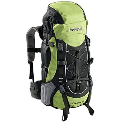 AspenSport Cherokee - Mochila de senderismo (60 L)