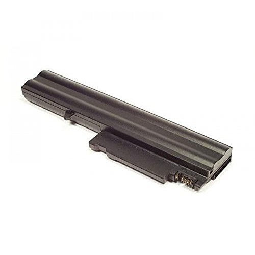 MTXtec Batterie, LiIon, 10.8V, 4400mAh, Noir pour Lenovo ThinkPad T43 (2678)