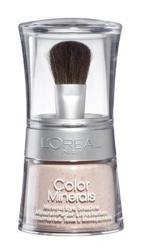 L'Oréal Paris Color Minerals Eyeshadow, 02 Nacre Rosé - Puder Lidschatten aus natürlichen...