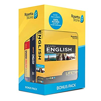 rosetta stone english, End of 'Related searches' list