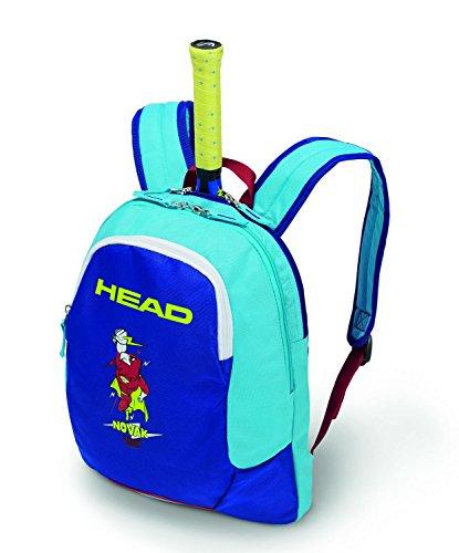 HEAD Kinder Tennisrucksack Kids Backpack hellblau (299) 000