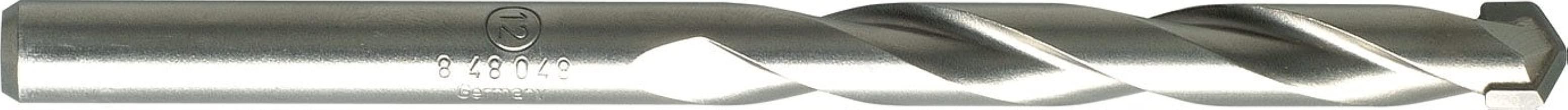 12,0 mm in SB-Tasche 31000701200 Bohrcraft Holzspiralbohrer mit Zentrierspitze 1 St/ück