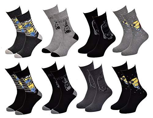 Disney Socks And Underwear – Herren-Socken