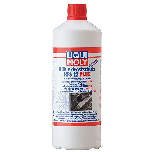 LIQUI MOLY 6934 Kühlerfrostschutz KFS 12 Plus, 1 L