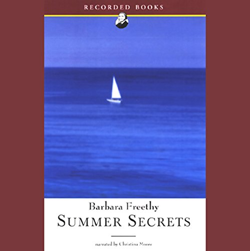 Summer Secrets audiobook cover art