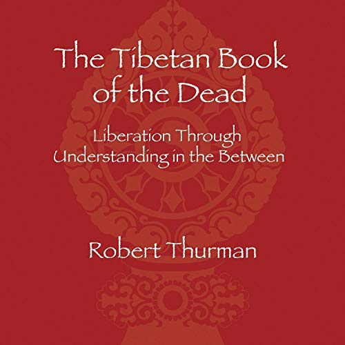 The Tibetan Book of the Dead cover art