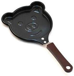 Sartén Desayuno Omelet Pan Cocina Mini Hogar Sartén Antiadherente Niños Lindos Molde Creativo Ratoncito