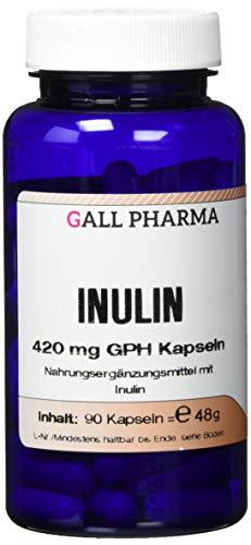 Gall Pharma Inulin 420 mg GPH Kapseln, 90 Kapseln