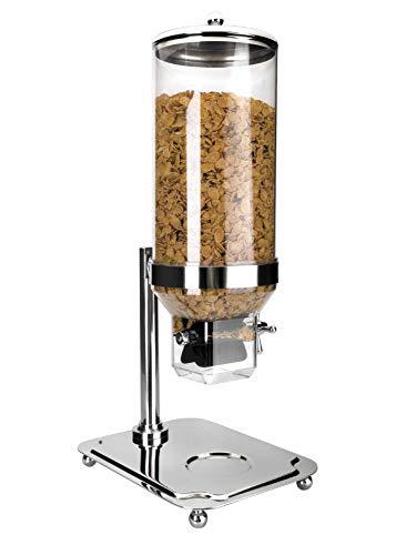 Lacor - 69022 - Dispensador De Cereales Con Base 10 Litros