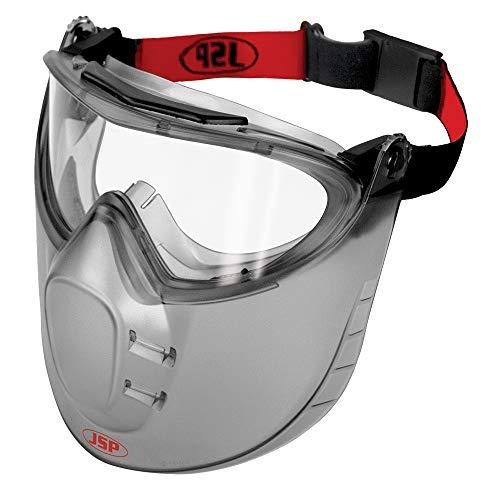 Gesichtsschutzmaske, Sicherheitsbrille JSP AGW010–603–000Stealth 9200