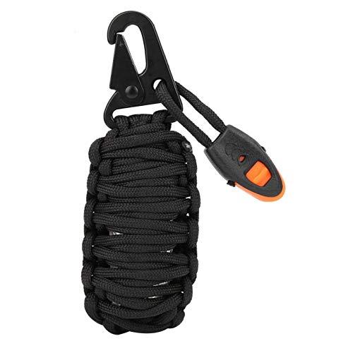DAUERHAFT Cuerda Bolsa de Equipo de Pesca Cuerda de Paraguas de Siete núcleos, para Primeros Auxilios