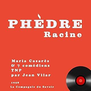 Phèdre audiobook cover art