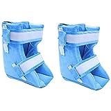 Protectores del cojín del talón Almohadilla para el talón Cojín para el Tobillo del pie Cojín para los pies antiescaras Cubierta para el talón