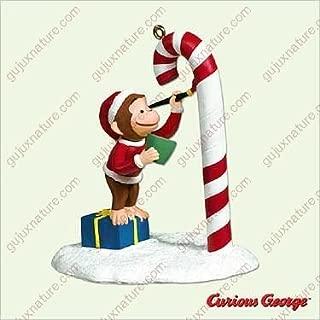 Color Me Curious Curious George Hallmark Ornament