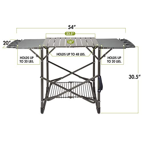 Product Image 1: Cuisinart CFGS-222 Take Along Grill Stand