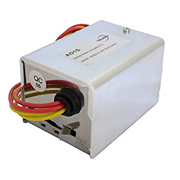Valemo AD1S Powerhead 24 VAC with End Switch 18  Leads - Replacement for Honeywell V8043E and V8043A power heads