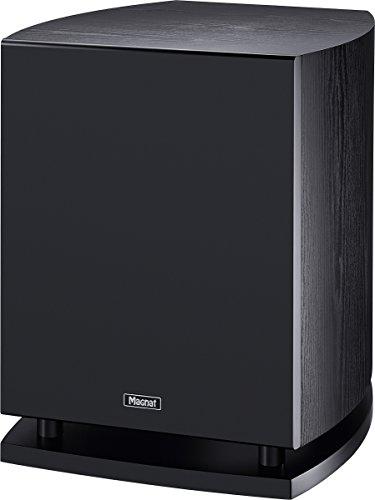 Magnat Quantum 7230A Aktiver - Subwoofer (180 W, Aktiver Subwoofer, 360 W, 50-150 Hz, 30 cm, 30,5 cm (12 Zoll))
