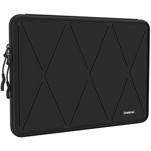 Smatree Hard Shell Laptop Sleeve Bag Compatible for MacBook Pro 2020/2019/2018 13.3 inch, MacBook Air 2020 13.3, Lenovo Chromebook Flex 5, Jumper EZbook X3, Slim and Anti-Shock