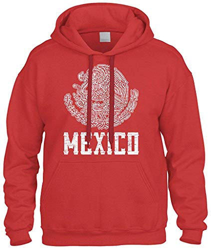 Wu Mexico Coat of Arms Sweatshirt Hoodie Hoody