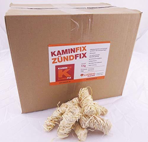 5 kg Grillanzünder, Feueranzünder, Ofenanzünder, Kaminanzünder im Karton - Made in Germany, hohe Qualität!