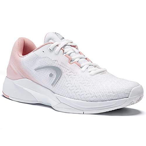 HEAD Revolt Pro 3.5 Women WHRS, Zapatillas de Tenis Mujer, Color Blanco y Rosa, 38 EU
