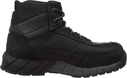 Cat Footware Streamline Mid Leather CT S1p HRO SRC, Botas de construcción para Hombre