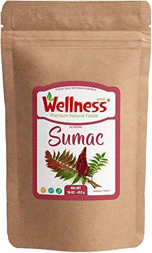 All Natural Turkish Sumak 8 oz First Qualty - Organic