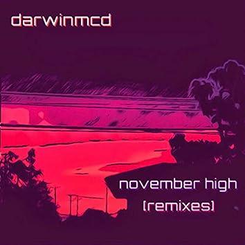 November High (Remixes)
