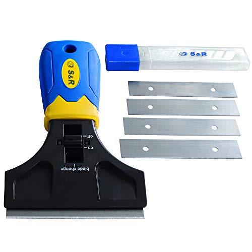 S&R Industriewerkzeuge -  S&R Schaber 147 mm