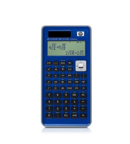 Hewlett Packard SmartCalc 300S Wetenschappelijke rekenmachine