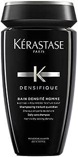 Kerastase Densifique Bain Densite Homme Daily Care Shampoo, 8.5 Ounce