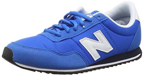 New Balance U396 Clásico - Zapatillas unisex de deporte para adultos , color azul (blue/white), talla 37.5 EU
