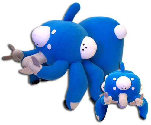 Ghost in the Shell SAC: Tachikoma Plush (Blue) (Plush Doll Figure)