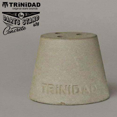 Manuel gil trinidad concrete darts stand beige