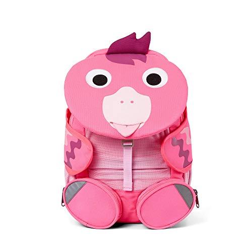 Affenzahn Kleiner Kindergartenrucksack in Form eines Einhorns, in der Farbe pink,...