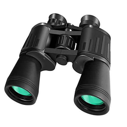 Binoculars for Adults, 20X50 High Power HD Durable Professional Waterproof Binoculars for Bird Watching Hunting Football Outdoor Sports Games Concerts - BAK4 Prism FMC Lens (20X50)