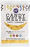 Wilton 1911-1368 Candy Melts, 12-Ounce, Yellow