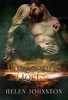 Innocence Lost: Vampire Erotica (Journey Of Innocence Book 1) by [Helen Johnston, Paradox Book Cover Formatting]