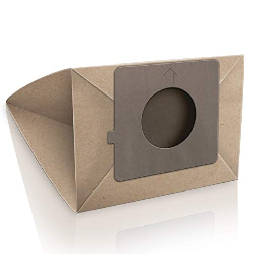 ?WESSPER® Bolsas de aspiradora para Bluesky BVC 1600 (5 Piezas, Papel)
