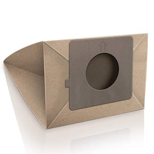 WESSPER Bolsas de aspiradora para LG TURBO 2700 (5 piezas, papel)
