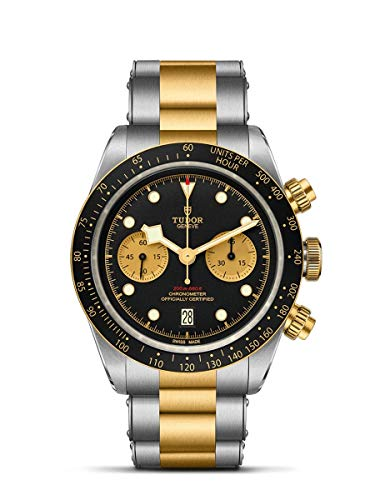 Tudor Black Bay Chronograph S&G Gold Steel