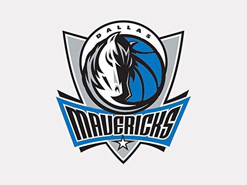 NBA Perfect Cut calcomanía de color, 21766010, multicolor, 4 Inches x 4 Inches