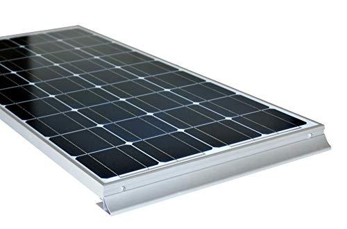 EBC CBE KFPN670 Halterung für Photovoltaikpaneel, zum Einklemmen des Dachs