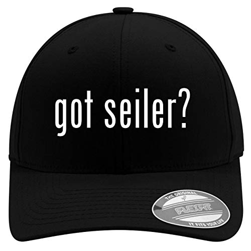got Seiler? - Men's Soft & Comfortable Flexfit Baseball Hat, Black, Large/X-Large
